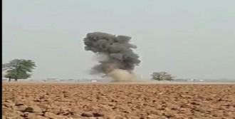 Yol Kenarında Pet Şişe İçinde Bulunan El Bombaları İmha Edildi