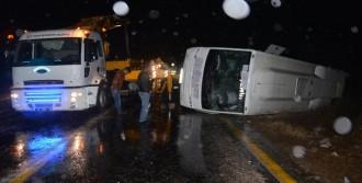 Konya'da Kaza: 26 Yaralı