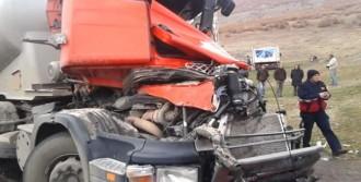 Yozgat'ta İki Ayrı Kaza: 1 Ölü, 5 Yaralı