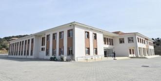 Yüksekokulun Bağlantı Yollarına Asfalt