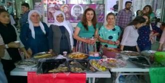 Yüksekovalı Kadınlardan Kobani İçin Kermes