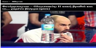 Yunan Basınında Fenerbahçe Zaferi