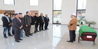 Yurtsever'in Cenazesi Türkiye'ye Uğurlandı