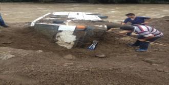 Yusufeli'nde Aşırı Yağış Hasara Neden Oldu