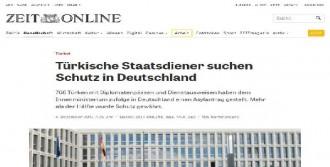Memur Almanya'dan Sığınma İstedi