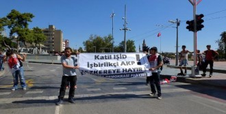 Zincirli Kobani Eylemine Takipsizlik
