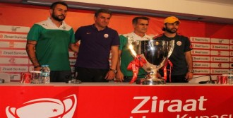 Kupa Finali Öncesi Toplantı