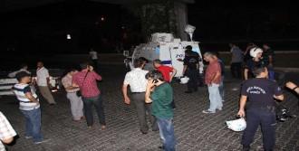 Zırhlı Araç Devrildi: 3 Polis Yaralandı