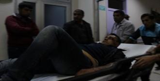 Zırhlı Polis Aracı İle Traktör Çarpıştı: 2'si Ağır 3 Yaralı