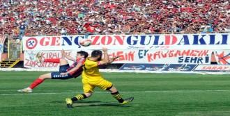 Zonguldak Kömürspor Elendi, Futbolcular Ağladı