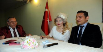 Zonguldak'ta '5.5.2015'te Evlenme Yoğunluğu