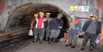 Madenciye 'İşsizlik' Şoku