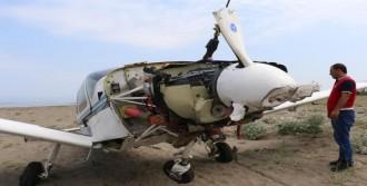 Zorunlu İniş Yapan Uçak İçin İnceleme Başlatıldı
