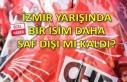 CHP'de İzmir yarışında hangi isim saf dışı kaldı?