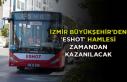 İzmir Büyükşehir'den 'ESHOT' hamlesi