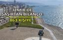İzmir'de şaşırtan bilanço: 863 kişiye...