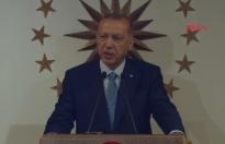 Erdoğan: Millet yürüme ve yasama görevini bize vermiştir