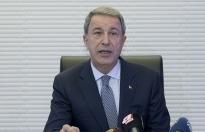 Milli Savunma Bakanı Akar: Son 45 günde...