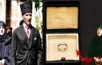 Nikah yüzüğü ilk kez ortaya çıktı