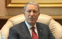 Milli Savunma Bakanı Akar'dan flaş açıklama!