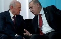 AK Parti'den anket: Erdoğan'a Cumhur İttifakı şoku!