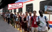 Dokuz Eylül Üniversitesi, 21 ülkeden 21 öğrenciyi ağırladı