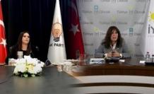 AK Parti – İYİ Parti bayramlaşmasında tansiyon yükseldi!