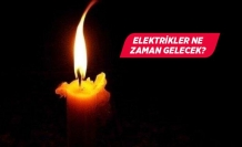 İzmir'in 14 ilçesinde elektrik kesintisi