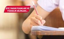 LGS İzmir lise taban puanları belli oldu!