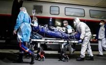 Virüs nedeniyle 571 bin 807 kişi yaşamını yitirdi