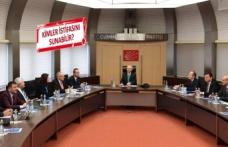 """Kılıçdaroğlu'nun kurmayları MYK'da """"feda"""" diyecek"""
