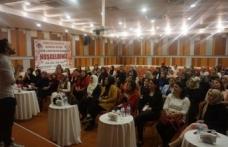 Aşkım Kapışmak'tan Kemalpaşalı kadınlara eğitim