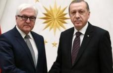 Erdoğan'dan Almanya'ya ilk devlet ziyareti