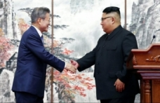 Kore'de tarihi imzalar atıldı