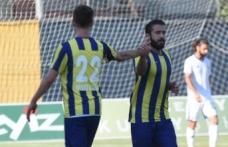 Menemen Belediyespor-Tarsus İdman Yurdu: 2-2