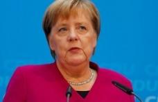 Merkel, hatasını kabul etti