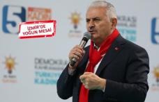 TBMM Başkanı Yıldırım yarın İzmir'de! İşte programı...