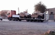 ABD Suriye'den çekilmeye başladı