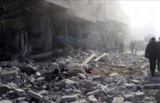 Esad, İdlib'in batısı ve güneyine saldırı başlattı