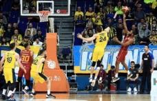 Fenerbahçe Beko: 75 - Galatasaray Doğa Sigorta: 80