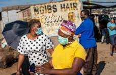 Afrika ülkesi Namibya'da Kovid-19 kaynaklı ilk ölüm