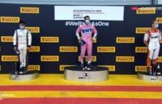 Ayhancan Güven, Red Bull Ring'de ikinci oldu