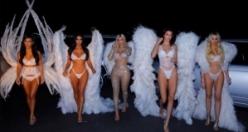 Halloween için Victoria's Secret melekleri oldular!