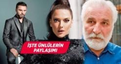 Cumhurbaşkanı Erdoğan gaz müjdesini verdi! Ünlüler bakın ne dedi?