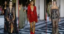 Zuhair Murad'ın Sonbahar-Kış 2018 Couture koleksiyonu