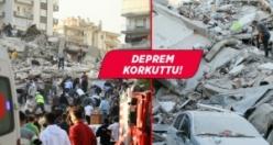 İzmir depreminden görüntüler