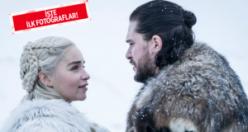 Game of Thrones 8.sezonundan ilk fotoğraflar yayınlandı
