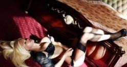 Katya Sambuca'nın seksi paylaşımları