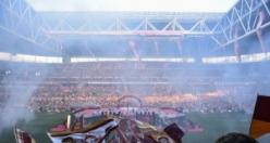 Galatasaray 21'inci şampiyonluğunu kutladı