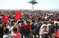 Eylem Sonrası İzmir